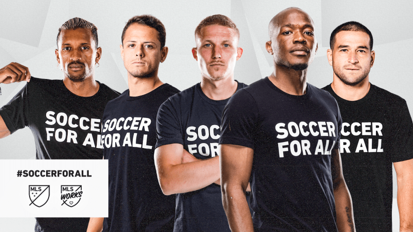 Soccer For All Week kicks off: Here's what you need to know