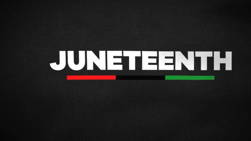 Juneteenth - 2020 - generic primary image