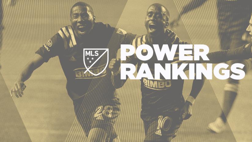 Power Rankings - 2020 - Week 20 - Philadelphia