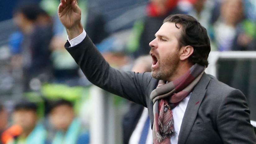 Greg Vanney - MLS Cup 2019