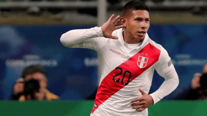 Edison Flores - Peru - Celebrate