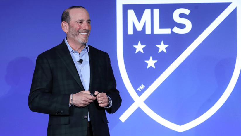Don Garber - league meetings 2019