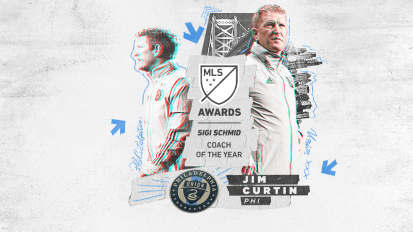 Awards - 2020 - Sigi Schmid MLS Coach of the Year
