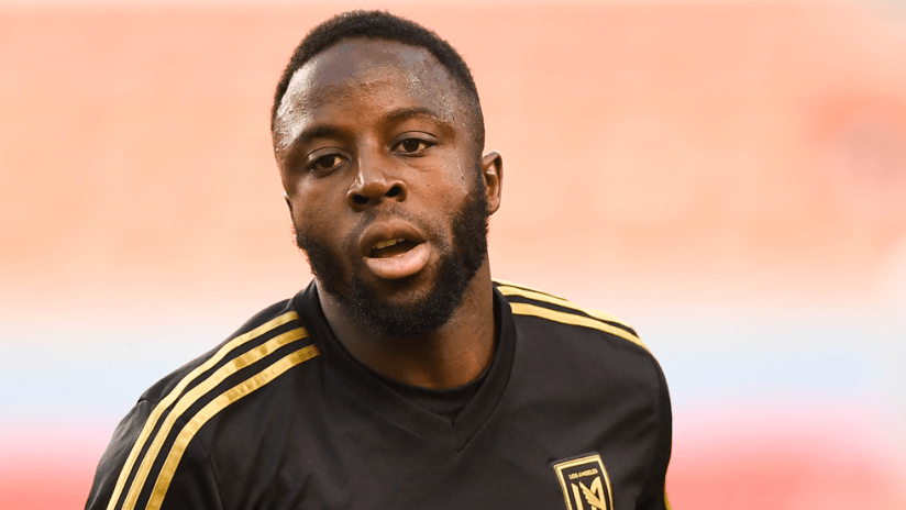 Adama Diomande - LAFC - close up