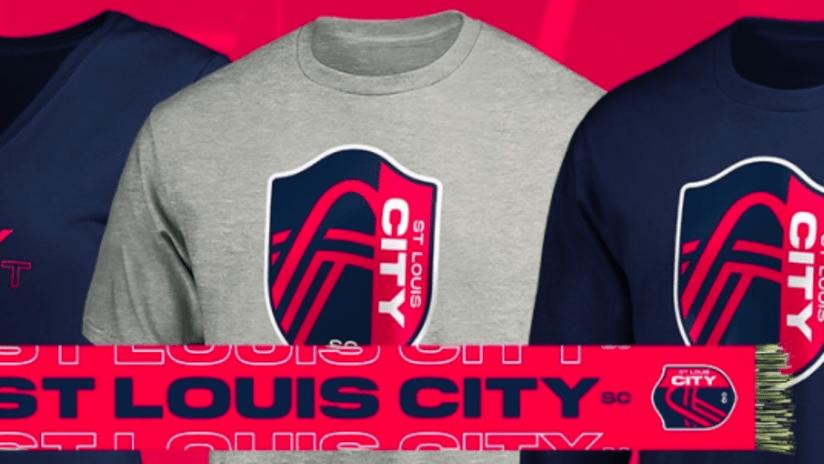 St. Louis City SC gear