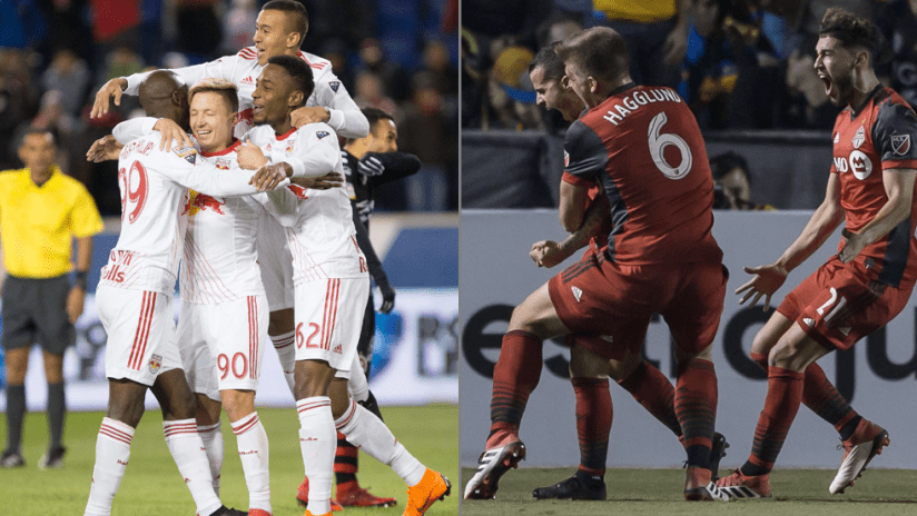 CCL - 2018 - RBNY and TOR split