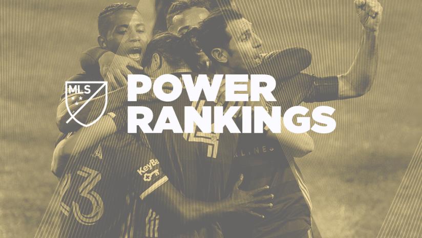 Power Rankings - 2020 - Week 22 - Portland