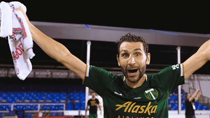 Diego Valeri - Portland Timbers - August 11, 2020