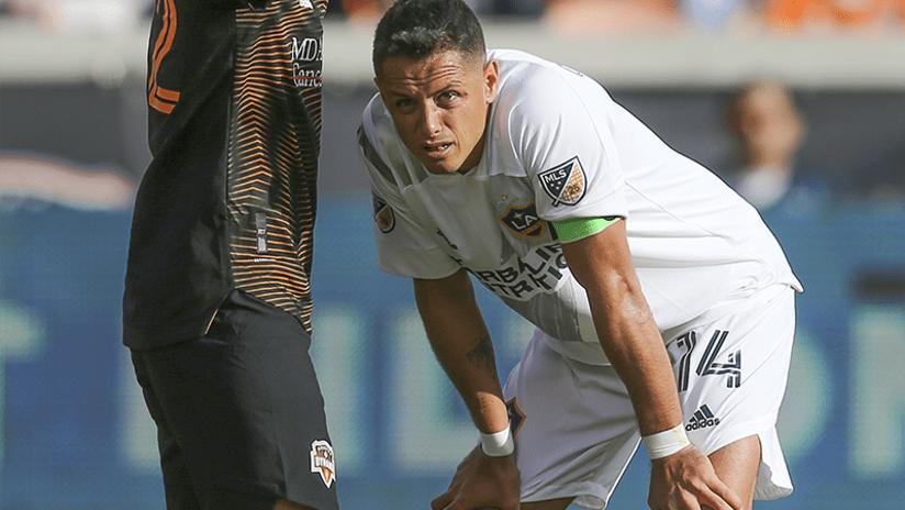 Javier Chicharito Hernandez - LA Galaxy - February 29, 2020