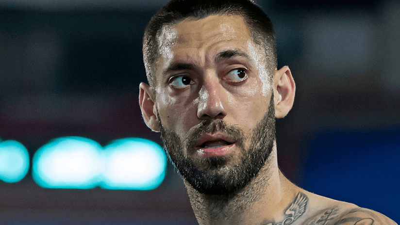 Clint Dempsey - thumbail only - close up