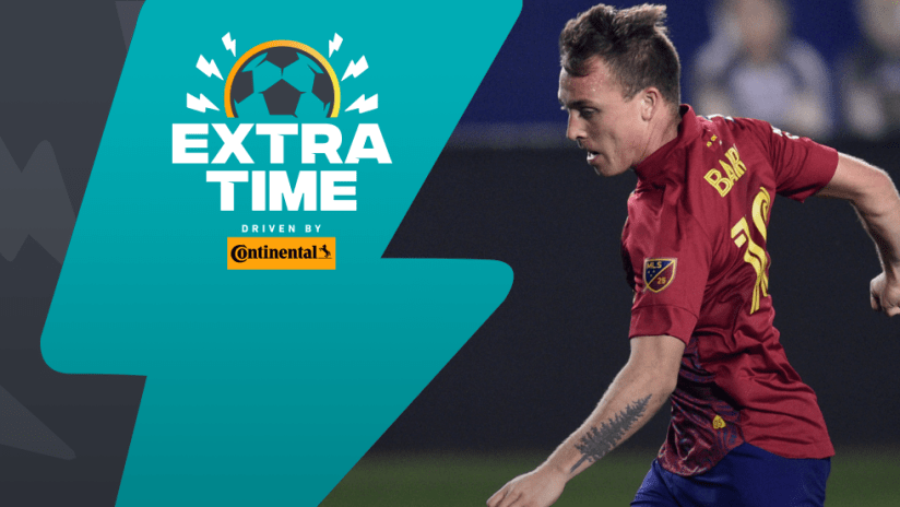 Extratime: Corey Baird - Real Salt Lake