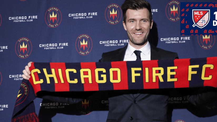 25 Day Countdown - 2020 - Day 13 - Chicago Fire