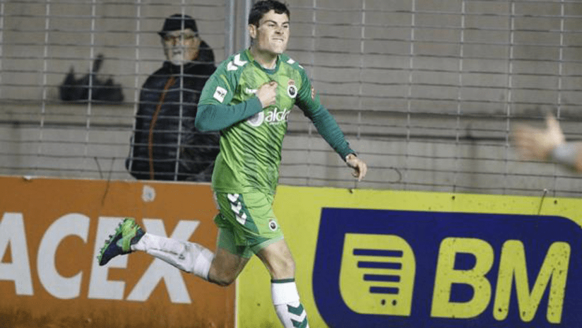 Sergio Ruiz - Racing Santander - THUMB ONLY