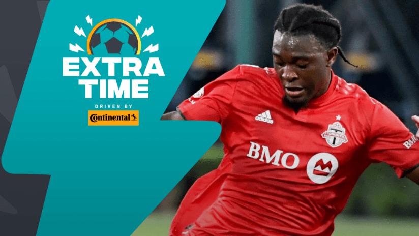 Extratime - Ayo Akinola - Toronto FC