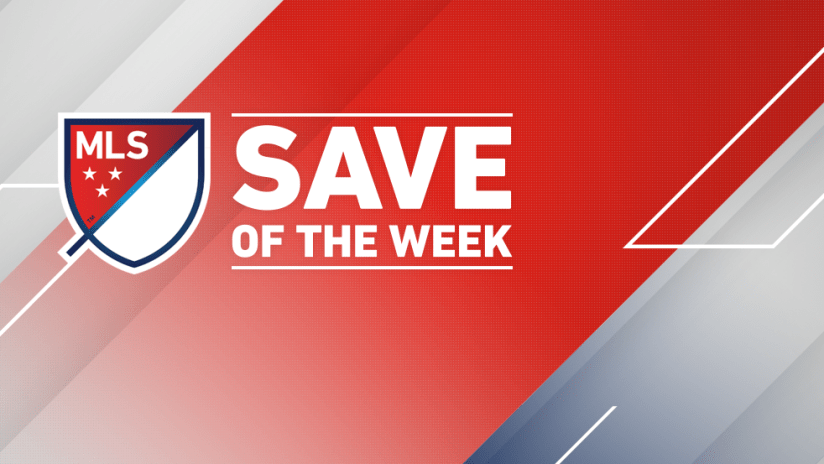 Save of the Week 2017