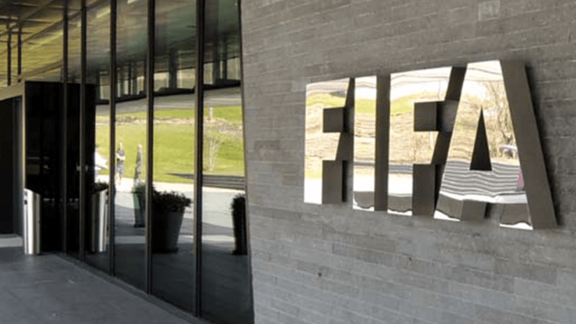 FIFA - generic - image of HQ facade