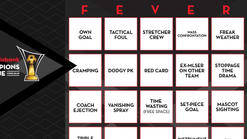CCL - 2018 - Bingo card primary image