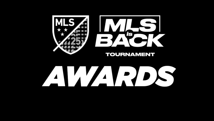 MLS is Back Tournament - awards - generic