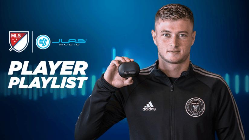 JLab Player Playlist: Matias Pellegrini - Inter Miami CF - Oct. 28, 2020