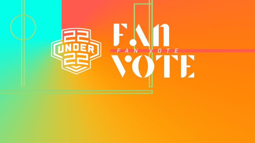 22 Under 22 - 2019 - Fan Vote