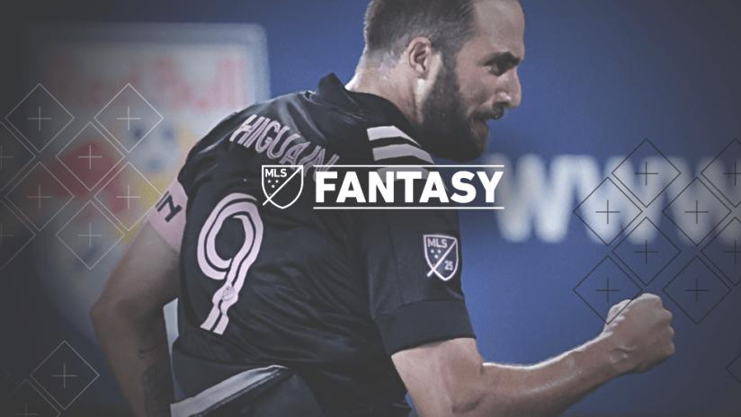 Gonzalo Higuain - Inter Miami CF - Fantasy