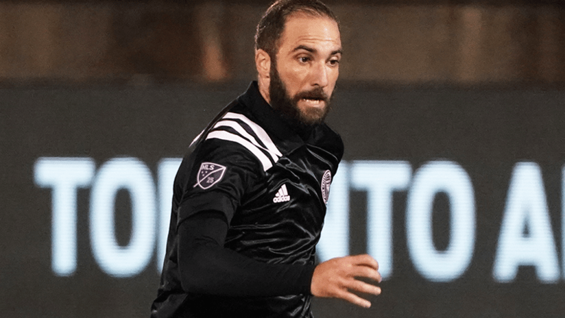 Gonzalo Higuain - Inter Miami CF - November 1, 2020