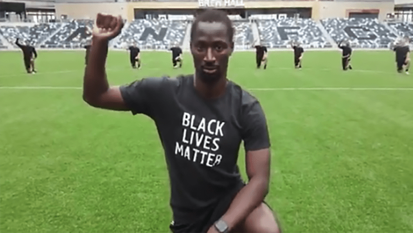 Ike Opara - Black Lives Matter
