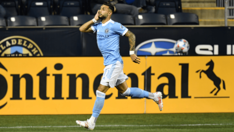 Exclusive: NYCFC sporting director on summer plan, Valentin Castellanos extension