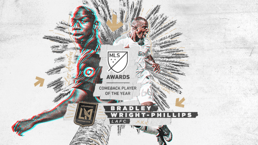 Awards - 2020 - Comeback Player of the Year