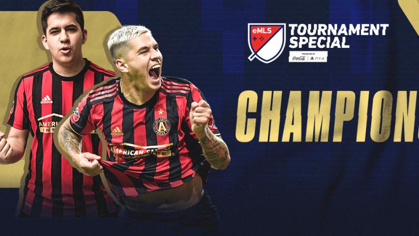 eMLS Tournament Special: Atlanta United champions