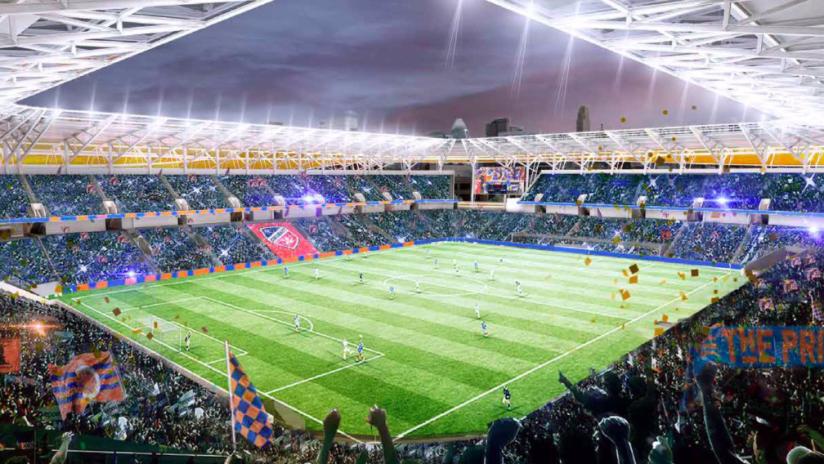 Updated West End Stadium renderings - THUMB - FC Cincinnati