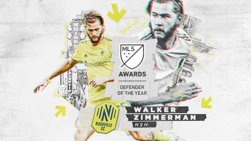 Awards - 2020 - MLS Defender of the Year