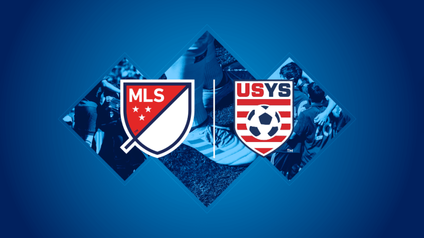 US Youth Soccer and MLS partnership - primary image