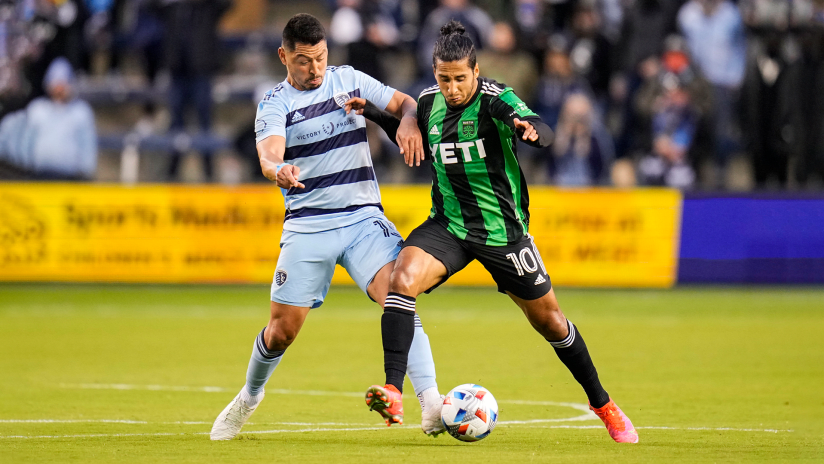 """Vermes: SKC pleased with comeback win vs. Austin, but """"still trying to find ourselves"""""""