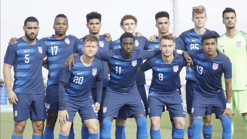 United States U-20 team