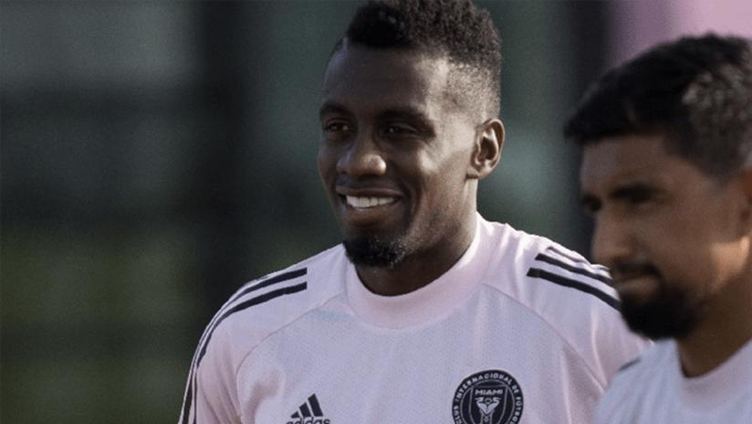 Blaise Matuidi - Inter Miami CF training - September 4, 2020