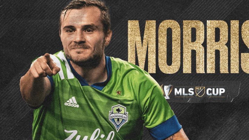 MLS Cup - 2020 - morris profile