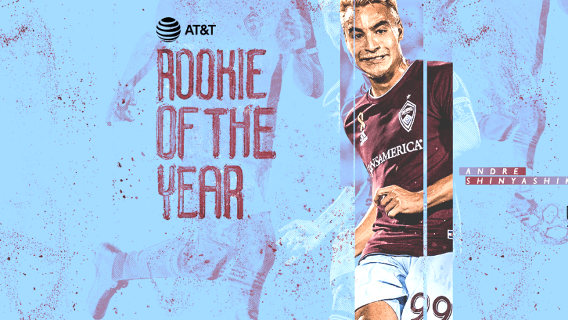Awards - 2019 - Rookie of the Year