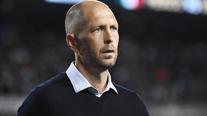 Gregg Berhalter - US national team - July 7, 2019