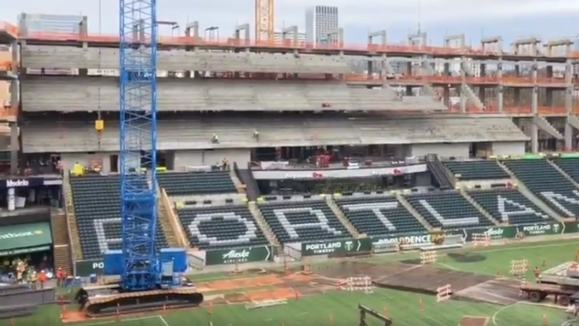 Providence Park - construction update - THUMB ONLY