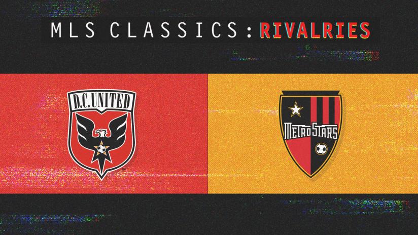MLS Classics - 2020 - DCvsNY promotion - May 5 stream