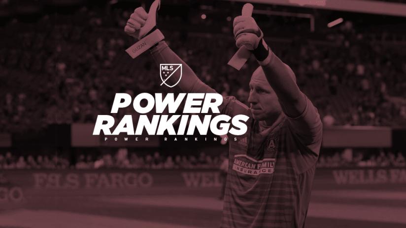 Power Rankings - Brad Guzan - Atlanta United