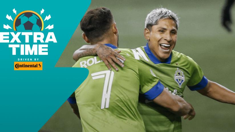 Extratime: Raul Ruidiaz - Seattle Sounders