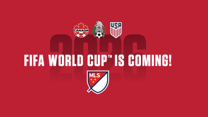 World Cup bid - 2026 - generic image
