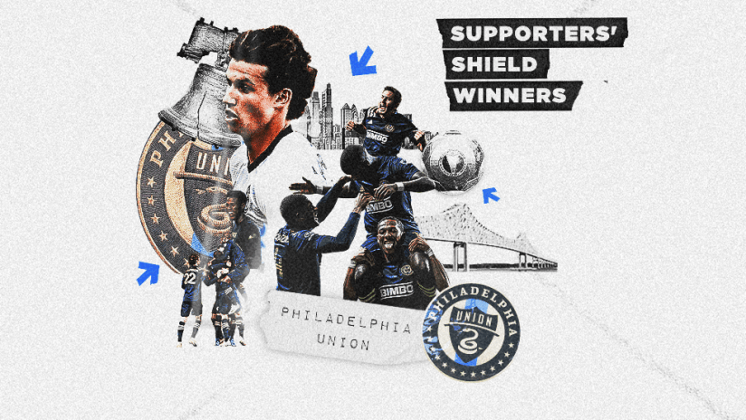 Awards - 2020 - Supporters' Shield - PHI