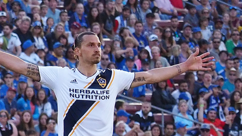 Zlatan Ibrahimovic - LA Galaxy - 2019