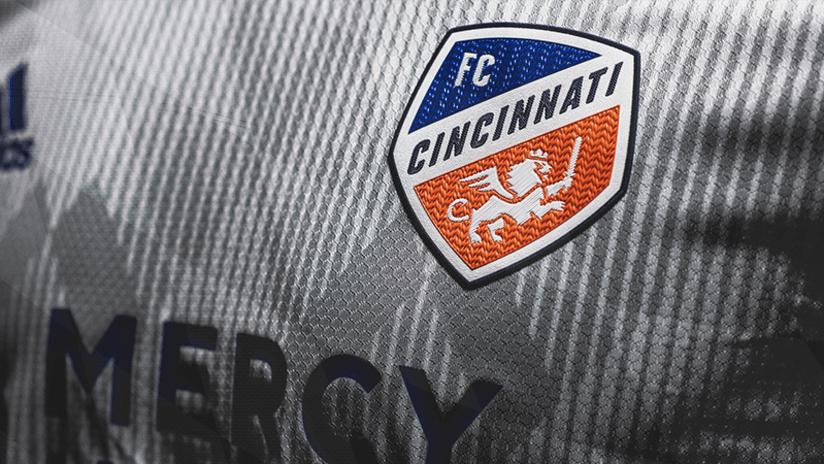 FC Cincinnati Heritage Kit - December 3, 2019 - Thumbnail