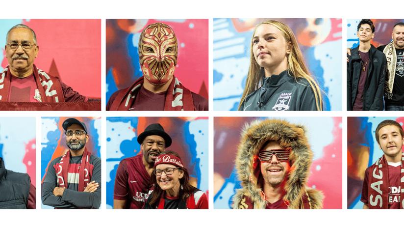 Faces of Sacramento - primary image - option B