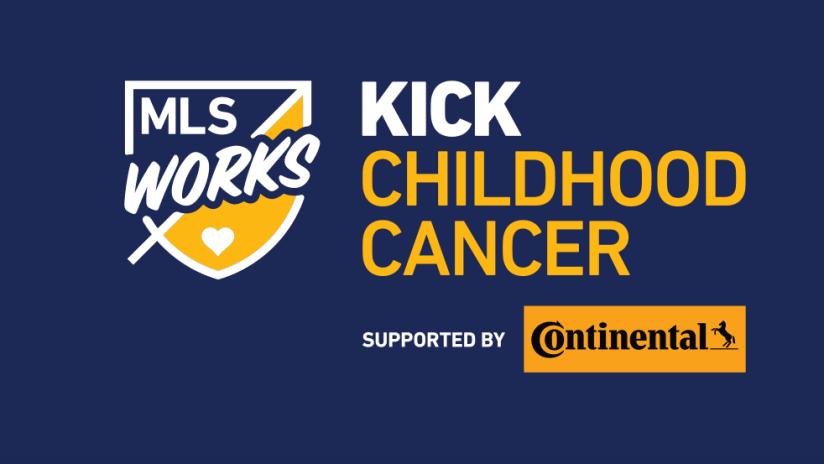 Kick Childhood Cancer - 2020 - primary image