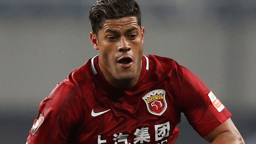 Hulk - Shanghai SIPG - March 2017